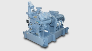 Packaged Piston Compressor Systems