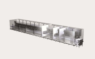 GEA A-series IQF Tunnel Freezers and Chillers