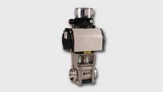 Ball valves butterfly valves